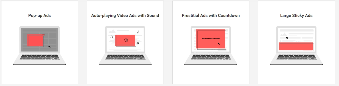 What Is Google Better Ads Standards