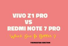 Vivo Z1 Pro Vs Redmi Note 7 Pro