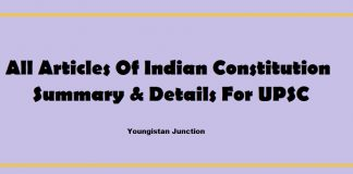 Article 3 Of Indian Constitution
